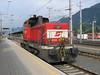 7 July 2004 :: 2068 011 passing through Jenbach