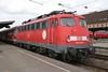 2 May 2004 :: DB 110 446 at Nördlingen