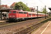 3 May 2004 :: DB 11 0478 making a call at Esslingen