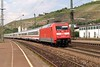 3 May 2004 :: On the main through line at Esslingen is DB 101 030
