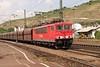 3 May 2004 :: DB Cargo 155 118 at Esslingen