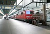 2 May 2004 :: DB 111 029 at Stuttgart Hbf with the 0822 to Aalen