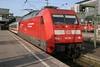 2 May 2004 :: At Stuttgart Hbf is DB 101 051