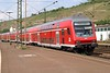 3 May 2004 :: A DB double deck driving trailer at Esslingen