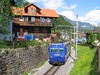 19 May 2004 :: Heading in the dirction of Interlaken Ost is HGe 4/4II, 101 962-7 near Brienz West