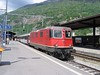 22 May 2004 :: Re 4/4 no. 11223 is pictured at Brig
