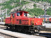 7 June 2004 :: SBB electric shunter 16 368 stands at Brig