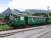 24 September 2004 :: A closer look at Be 4/4 no. 116 on the 'Train Fondue' at Gruyères