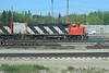 28 May 2005 :: Canadian National  GP38-2W no. 4782 at Edmonton