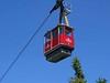 29 May 2005 :: A Jasper Tramway (cable car) vehicle