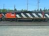 28 May 2005 :: Canadian National EMD SD40 no. 5000 at Edmonton