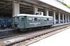 1 May 2005 :: Vintage railcar ABnymot no. 502 at Budapest Nyugati providing a shuttle service to The Railway Heritage Park