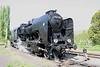 30 April 2005 :: MÁV 4-8-0 424.247 at Esztergom