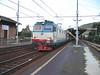 13 July 2005 :: Trenitalia 633 013 with a train calling at Stresa