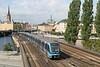 29 August 2005 :: C 20 Metro unit no. 2171 at Stockholm