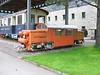 9 May 2005 :: Also at Innertkirchen was this Guttannen Handeck locomotive
