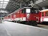 10 May 2005 :: Die Zentralbahn (ZB) 110 005 at Luzern