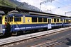 "9 May 2005 :: BOB ABeh 4/4 no. 312 ""Interlaken"" is seen mid train at Interlaken Ost"