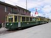 12 May 2005 :: A WAB driving trailer at Kleine Scheidegg