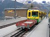 12 May 2005 :: Wengernalpbahn (WAB) unit at Wengen