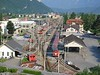23 June 2005 :: A general view of the terminus station of Meiringen
