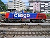 21 June 2005 :: SBB Cargo liveried Am 843 067 is parked up outside Luzern