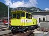 19 June 2005 :: ZB shunter 104 001 at Meiringen