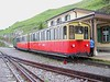 25 June 2005 :: The coaches used on the Schynige Platte Bahn