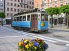 28 May 2006 :: Vintage tram on route 7 in Stockholm