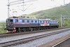 "1 June 2006 :: Dm3 1211-1236-1212 ""Konsuln"" running light through Narvik"