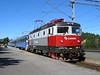 27 July 2006 :: Connex Rc6 no. 1326 stands at Narvik with the 1050 from Narvik to Luleå C