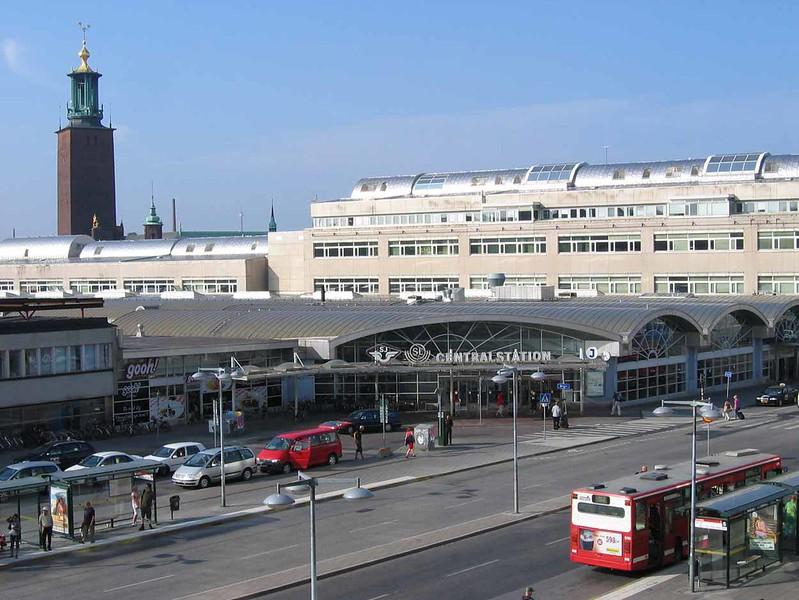 24 July 2006 :: Stockholm Central Station