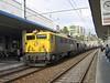 31 October 2006 :: RENFE 269 297 leading a freight train through Tarragona