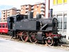 17 January 2006 :: Also at Tirano is 1922 built in Milan, 2-6-4T no. 880 051