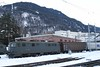 16 January 2006 :: SBB Co Co Class Ae 6/6 no. 11468 is seen on a freight train at Chur