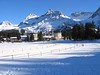 16 January 2006 :: The horse racing track on the frozen lake at Arosa