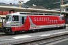 18 September 2006 :: RhB Ge 4/4/iii no 651 in a special Glacier on Tour livery is standing at Chur Station