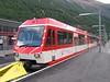 14 September 2006 :: MGB Class BDSeh4/8 3 car EMU is used on the shuttles between Täsch and Zermatt and photographed at Täsch