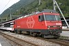 16 September 2006 :: In SBB Brünig livery 101 968 waits at Interlaken Ost to form the next departure to Luzern