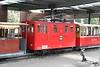 "16 September 2006 :: Schynige Platt Bahn electric He 2/2 locomotive no. 13 ""Matten"" at Wilderswil"