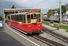 16 September 2006 :: A driving trailer coach of the Schynige Platt Bahn at Wilderswil