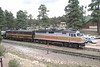 3 July 2006 :: Working a train from Grand Canyon Depot to Williams is F4PH no. 239. This is an ex Amtrak locomotive