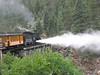 1 July 2006 :: On route on the Durango and Silverton Narrow Gauge Railroad with 2-8-2 no. 481