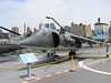 23 June 2006 :: Also on the flight desk of USS Intrepid is a Hawker Siddeley AV-8C Harrier which was operated by the US Marine Corp