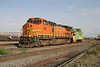 1 July 2006 :: BNSF Dash 8-40 no. 580 is stabled at Grand Junction along with a BN caboose
