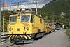 14 September 2007 :: RhB departmental locomotive Xm 2/2 no. 9917 is at Filisur