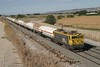 27 September 2007 :: Also at Ciempozuelos is a Class 269 working a freight service with 269 087 hauling a LPG train