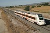27 September 2007 :: A Class 598 tilting DMU passes Ciempozuelos