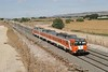 27 September 2007 :: A Class 592 DMU out in the countryside at Ciempozuelos