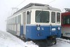 26 February 2007 :: Also at Rigi Kulm is BDhe 2/4 no. 14